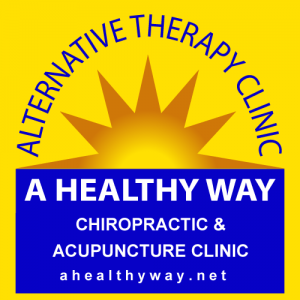 A Healthy Way Chiropractic & Acupuncture Clinic logo