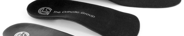 custom orthotics from the Orthotic Group