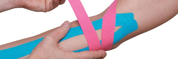 Kinesio Taping Elbow
